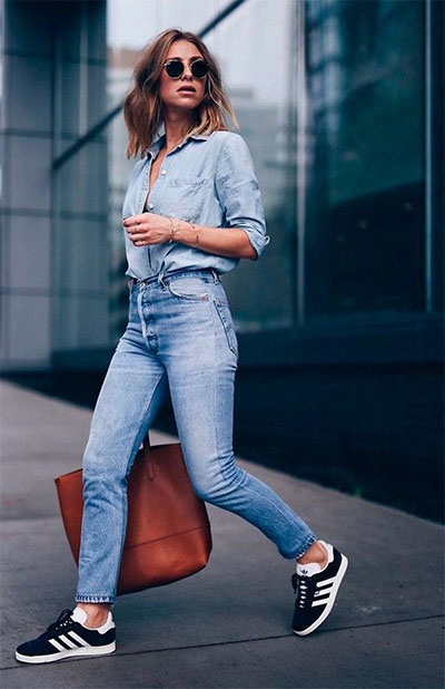 how to dress well - Jeans