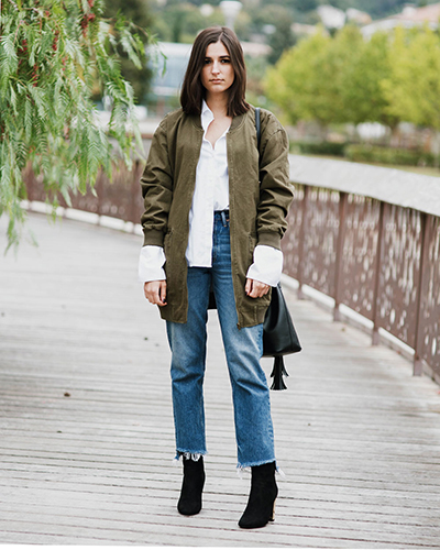 oversized style - Oversized Jacket