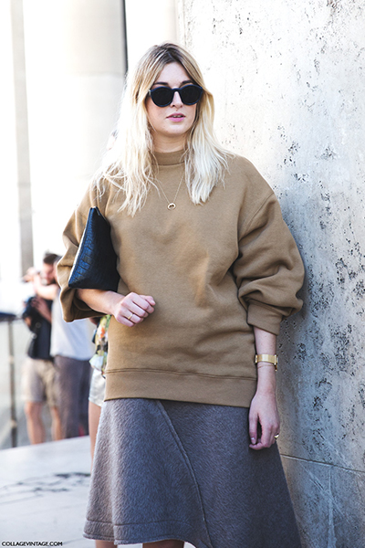oversized style - Oversized Sweatshirt
