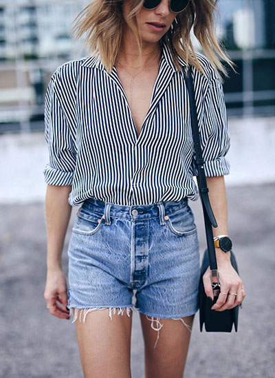 Stripe Shirts - Must-Have Shirts