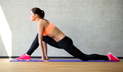 Do More Stretching get perfect legs