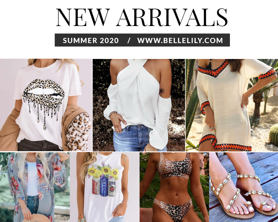 New Arrivals Summer Outfits
