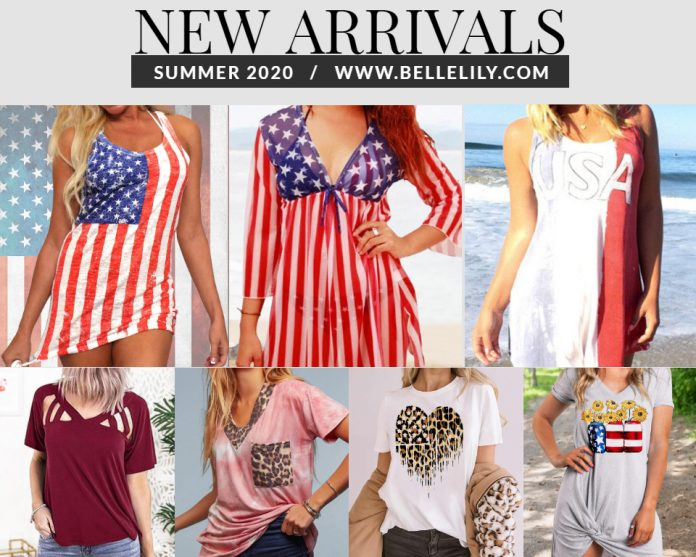 Bellelily Summer Clothes