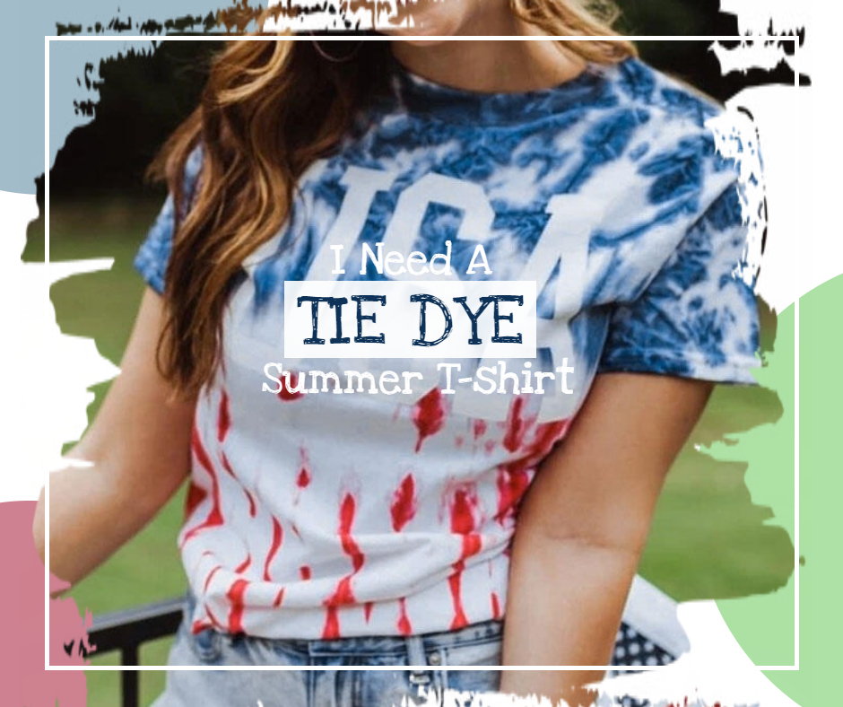 Bellelily tie-dye clothing