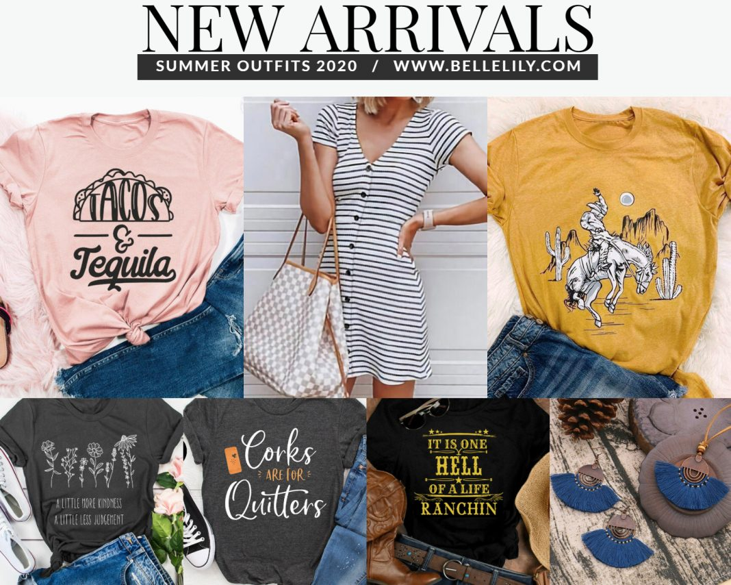Bellelily New Arrivals
