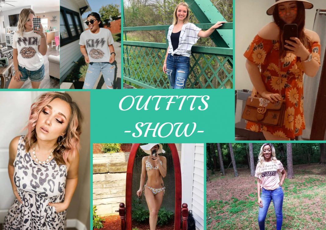 Bellelily Outfits Show